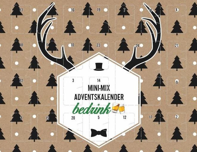 Adventkalender Hirsch