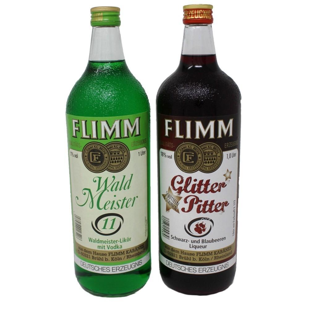 FLIMM DUO - Waldmeister11 & GlitterPitter