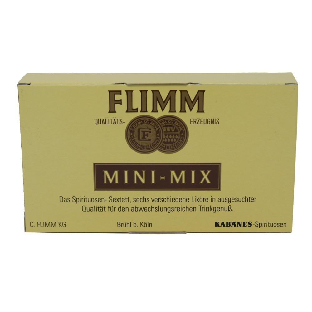 FLIMM MINI-MIX hinten