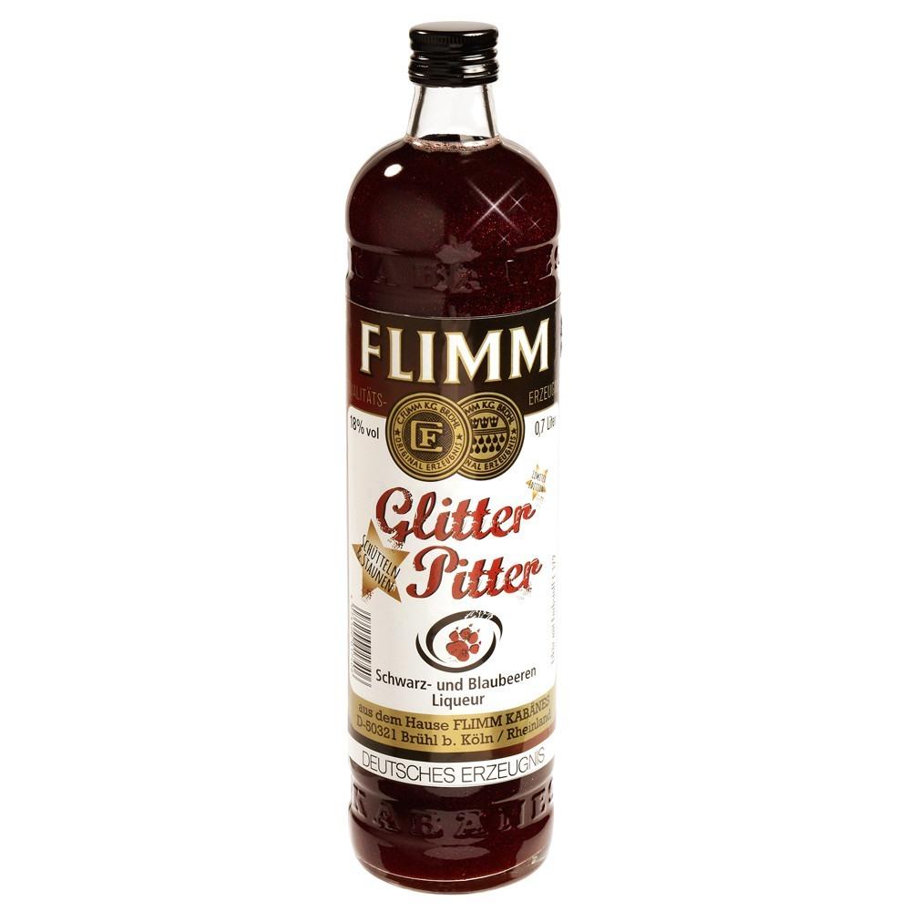 Glitter Pitter 0,7 Liter Flasche
