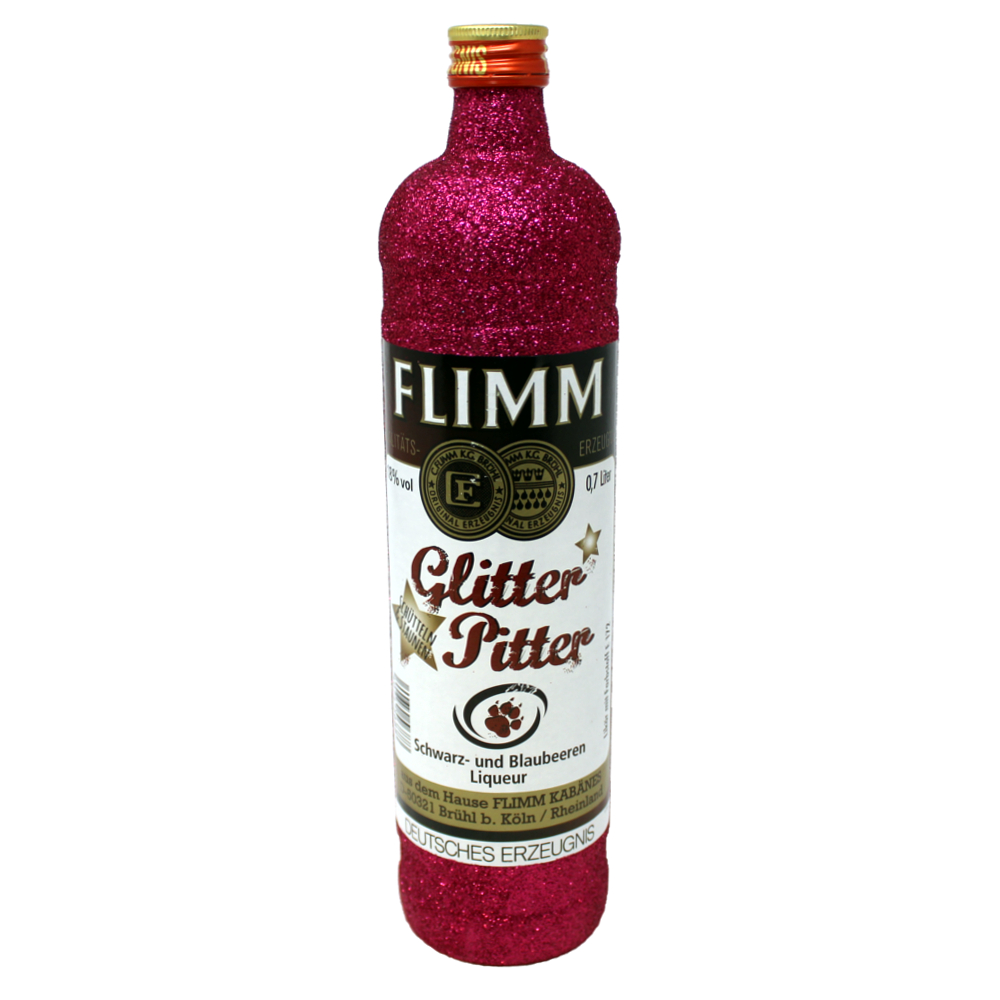 Glitter Pitter - Deluxe Edition 0,7 Ltr.