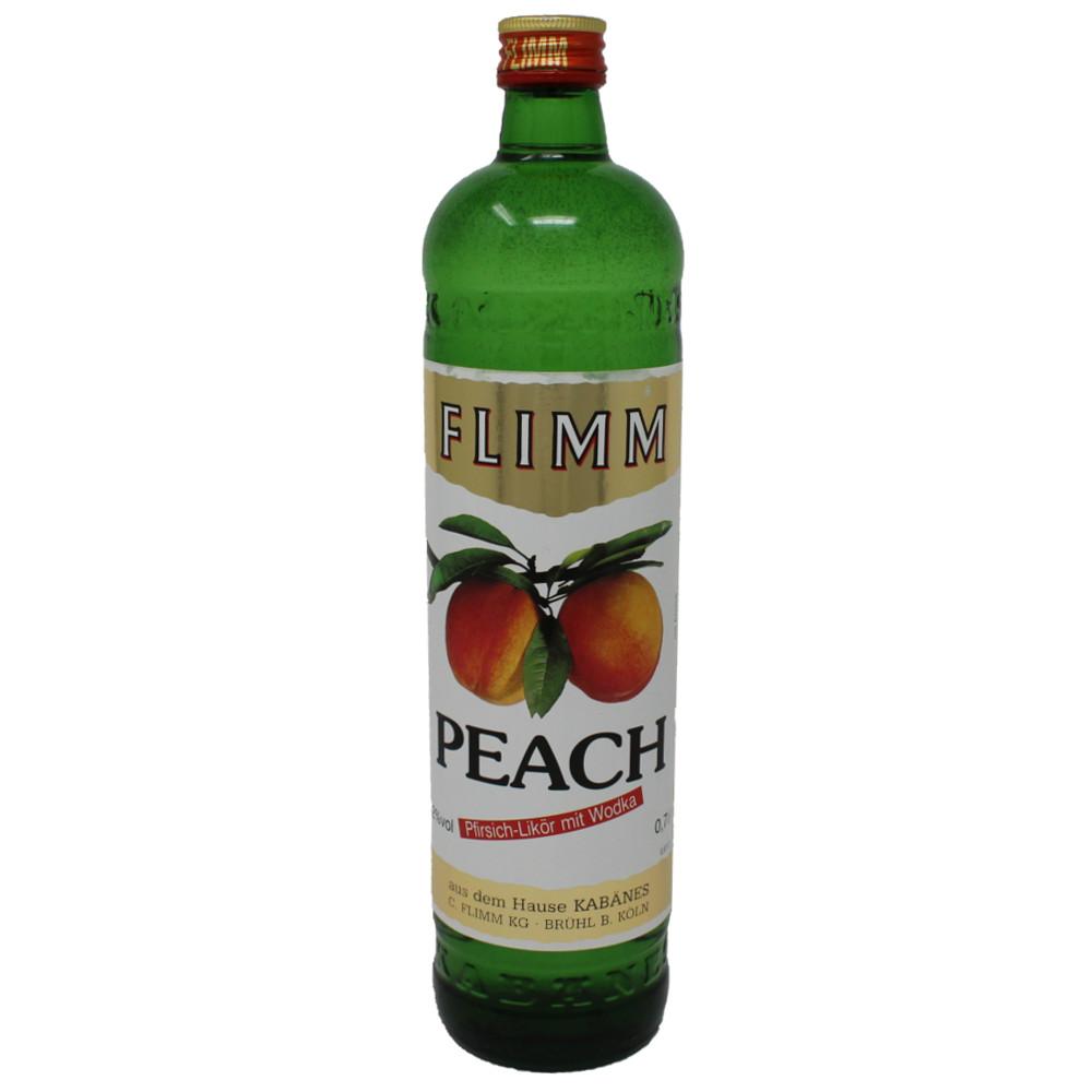 FLIMM Peach - Pfirsich-Likör mit Vodka