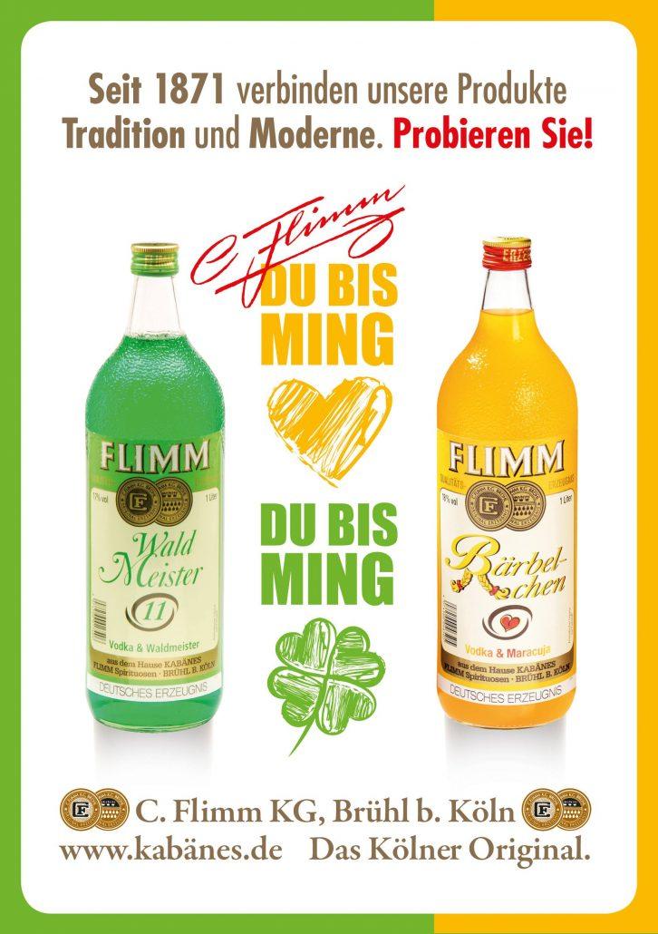 Plakat Flimm A3